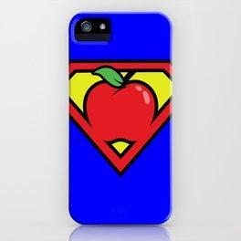 Super Teacher iPhone Case