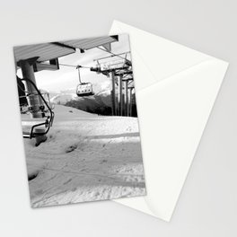 Scenic route equipment Stationery Cards