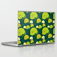 dragons Laptop & iPad Skins featuring dragons by lisenok