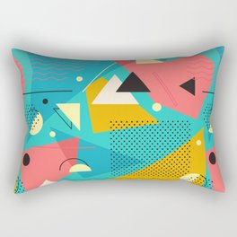 Memphis One Rectangular Pillow