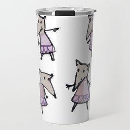 Lots of Mouses Travel Mug