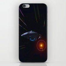 A long Voyage home iPhone & iPod Skin