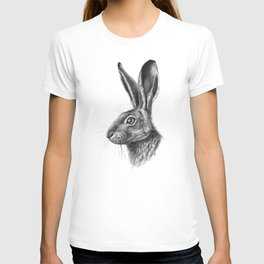 Hare profile G138 T-shirt