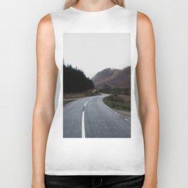 Road through the Glen Biker Tank