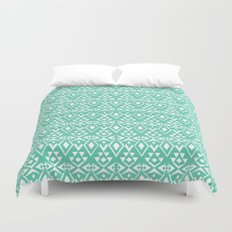 Ancient Tribe Duvet Cover