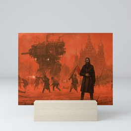 Red October Mini Art Print