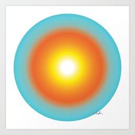 Your Light Art Print