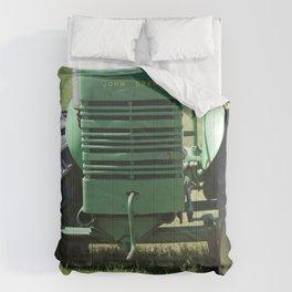 Crank Shaft Antique Tractor Comforters