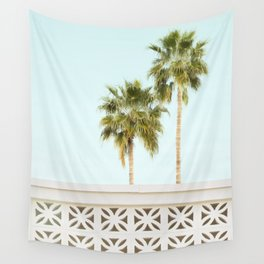 Palm Springs Breeze Block I Wall Tapestry