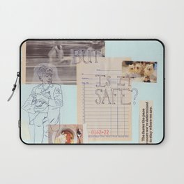 is it safe? Laptop Sleeve