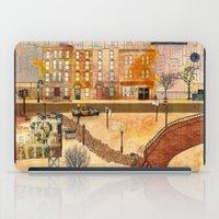brooklyn iPad Cases featuring Brooklyn by Katy Davis