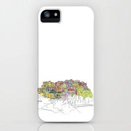 Cinque Terre, Italy iPhone Case