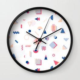 Japanese Patterns 13l Wall Clock