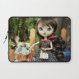 ** Milk and bread for breakfast ** Laptop Sleeve