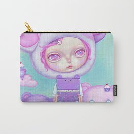 Pastel Harajuku Girl Carry-All Pouch
