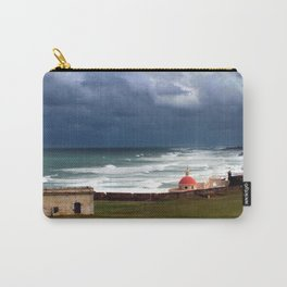 San Juan, Puerto Rico Carry-All Pouch