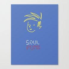 Soul Punk Canvas Print