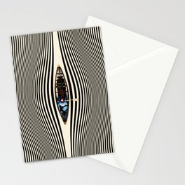 Illusionary Canoe Ride Stationery Cards