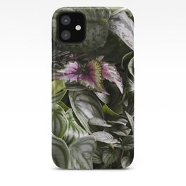Moody Plants  |  The Houseplant Collection iPhone Case