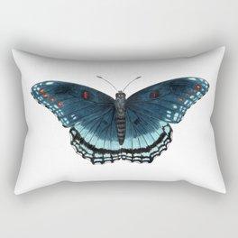 Red-spotted Purple (Limenitis arthemis) Rectangular Pillow
