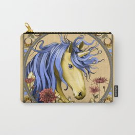 November Unicorn Carry-All Pouch