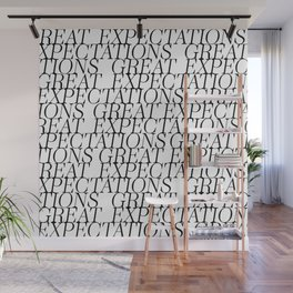 Great Expectations Wall Mural