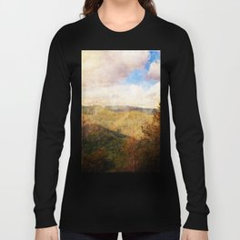 Great Smoky Mountain Dreams Long Sleeve T-shirt