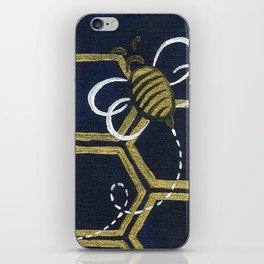 Buzz iPhone Skin
