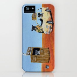 The Outback ATM iPhone Case