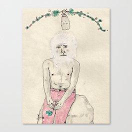 Trebol Canvas Print
