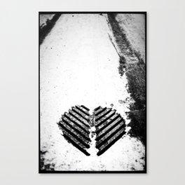LoveStreet Canvas Print