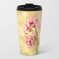Bloom Metal Travel Mug