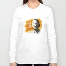 Purpose and Means Long Sleeve T-shirt