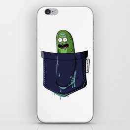 Turned into a Pocket iPhone Skin