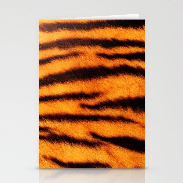 Tiger Print Stationery Cards