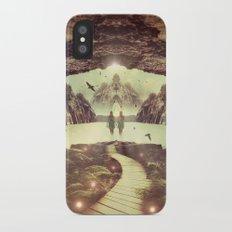 Nightly Retreat  iPhone X Slim Case