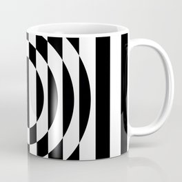 Hot Spot || Black & White Coffee Mug