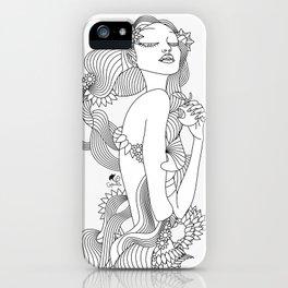 Edena iPhone Case