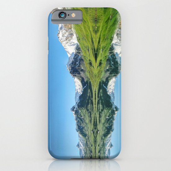 Melchsee Frutt iPhone & iPod Case