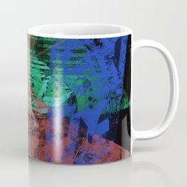 Black abstract designe Coffee Mug