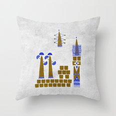 Return from the Stars #5 Throw Pillow