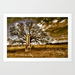 All That Remains Art Print