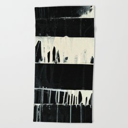 wabi sabi 16-03 Beach Towel