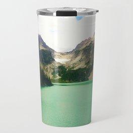 Turquoise Escape Travel Mug