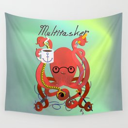 Multitasker Wall Tapestry