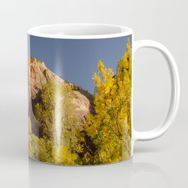 Autumn in Zion National Park Coffee Mug