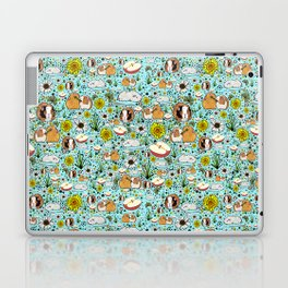 Guinea Pig Love Laptop & iPad Skin