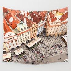 PRAGUE 1 Wall Tapestry