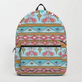 Batik Style 8 Backpack