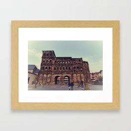 Gate to Another World Framed Art Print
